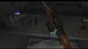 Load that cilinder H3VR Shotgun