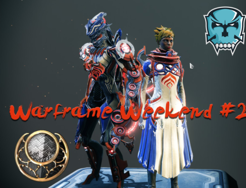 WarFrame Weekend #2