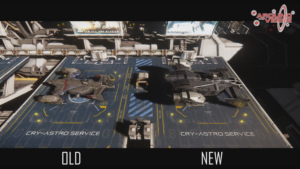 Old vs New The cutlass Star citizen